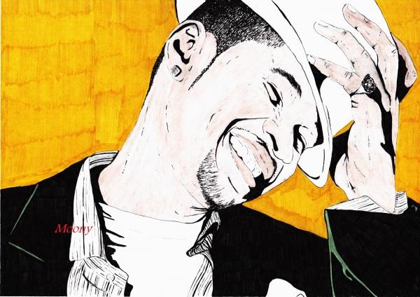 Usher por Moony36
